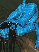 The Avatar Erotic Cartoons