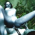 Sexy Avatar Navi