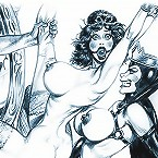 Sexy Evil Queen gets screwed by Humbert the Huntsman's wang