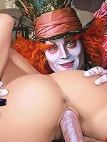 Slutty Alice in Wonderland